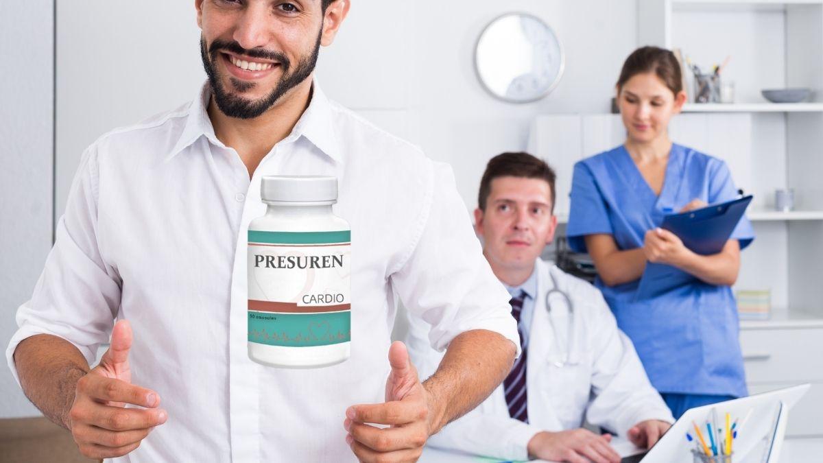 Presuren Cardio atsiliepimai – ingredientai – kaina – kur įsigyti?