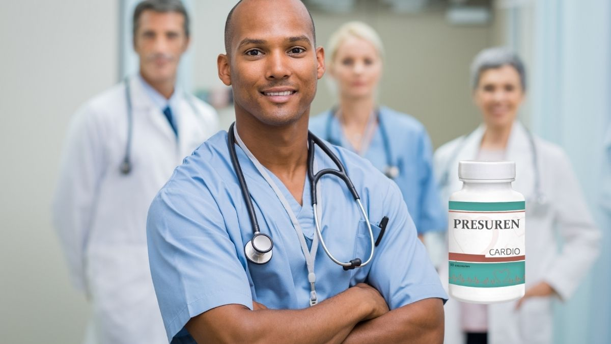 Presuren Cardio opinie – składniki – cena – gdzie kupić?